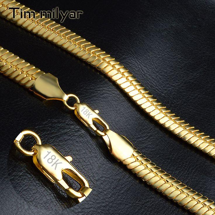 2017 Topkwaliteit 9mm Gouden Ketting Enorme & Heavy Lange Touw Rvs Heren Collier Link Groothandel