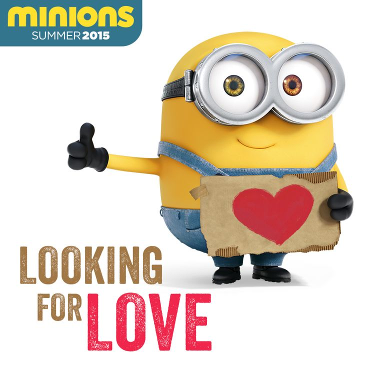 valentine's day minion doll