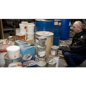 Honderden liters drugsafval gevonden in Lelystad - Nieuws.nl