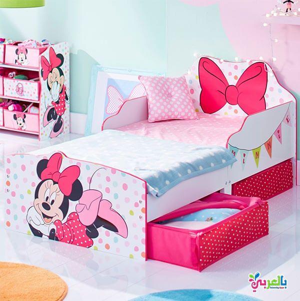 اجمل غرف نوم اطفال بتصاميم شخصيات كرتونية 2020 بالعربي نتعلم Kids Bed Frames Baby Room Furniture Storage Bed
