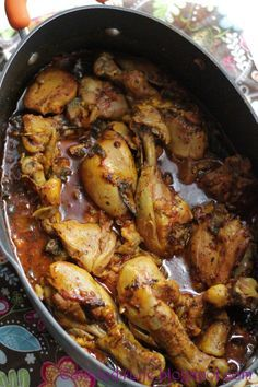 P2/P3 Eat Good 4 Life » Moroccan Chicken. Changes for P2. Coconut oil, no starch to serve it with and Chicken Breast instead of thighs.