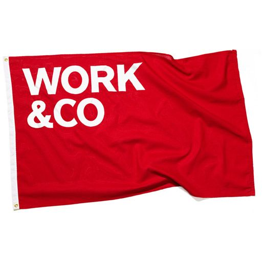 Work & Co is a digital product design and development company based in Brooklyn, New York.