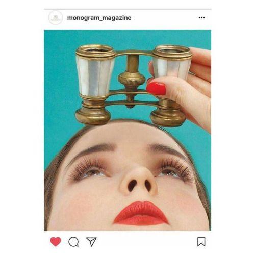 For @monogram_magazine set design Barbara Szymczak model...  For @monogram_magazine set design Barbara Szymczak model myskena make up @salonwroclawski & nails portrait http://ift.tt/2pSV4RL