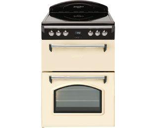 Leisure GRB6CVC Electric Cooker Freestanding Cream  £429