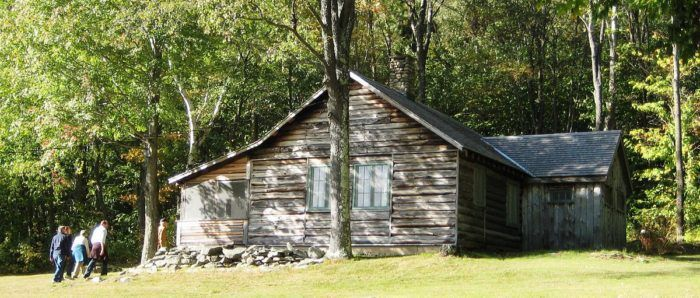 3 Bread Loaf Vermont Summer Cabins National Register Of Historic Places