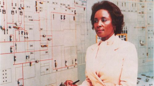 """Awesome This Rocket Scientist Began Her Career As A """"Human Computer"""" For NACA's (Later Known As NASA)"""