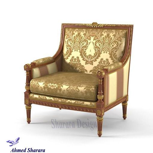 Elegant Chair Classic Style (lovely)