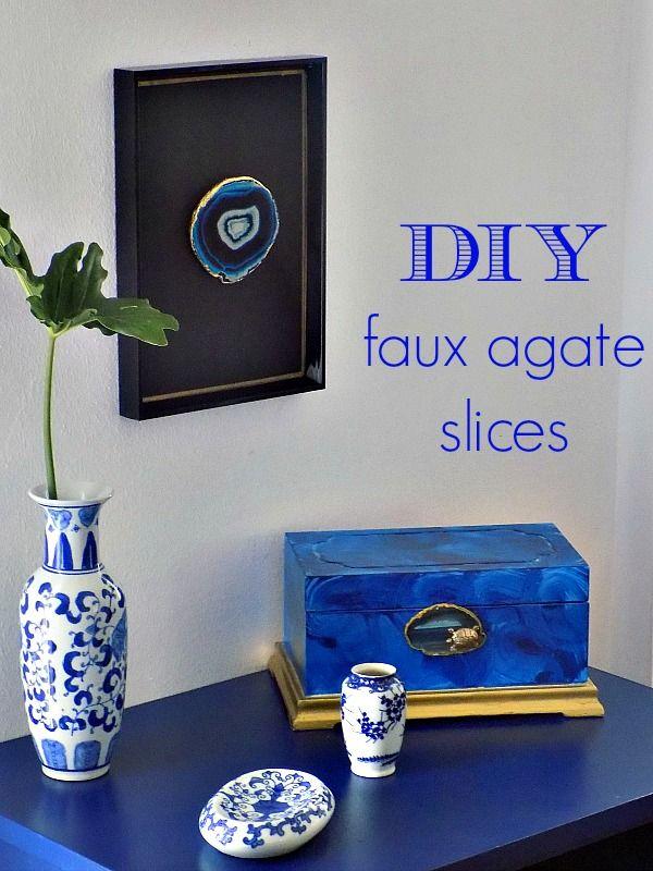 diy-faux-agate-slices