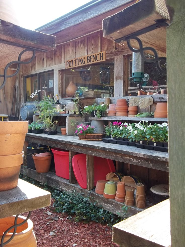 Garden Sheds San Antonio 103 best potting benches images on pinterest | potting tables