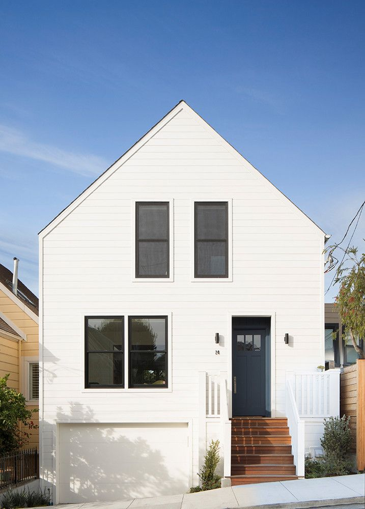 Tour This Victorian Bernal Heights House Exterior Design Architecture Best Front Doors