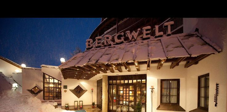 Hotel Bergwelt in Obergurgl, directly on the slopes in Tyrol