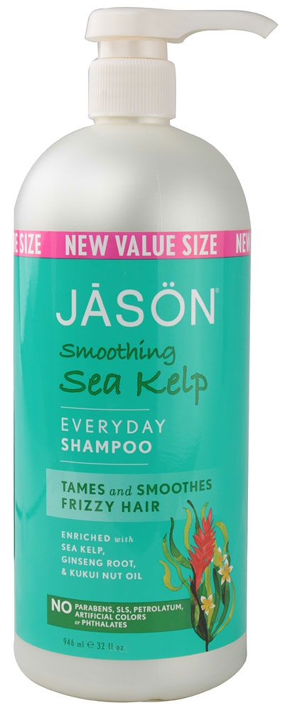 Jason Shampoo Smoothing Sea Kelp