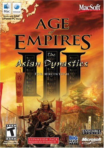 Age Of Empires III: The Asian Dynasties - Expansion Pack - http://www.rekomande.com/age-of-empires-iii-the-asian-dynasties-expansion-pack/