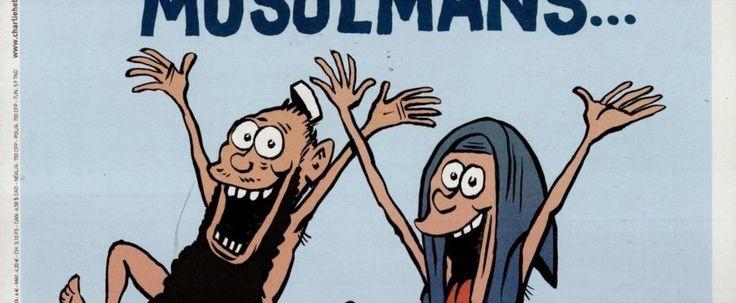 Menaces de mort : #CharlieHebdo, en diffusant sur sa page Facebook la une du journal datée du 10 août, représentant un homme barbu et une femme voilée courant nus sur la plage, l'illustration étant accompagnée du message: «#Musulmans... Dé-coin-cez-vous!», reçoit de nouvelles menaces de mort. http://www.journaldemontreal.com/2016/08/12/charlie-hebdo-nouvelle-enquete-en-france-apres-des-menaces-de-mort https://www.facebook.com/Charlie-Hebdo-Officiel-106626879360459/ #islam #islamisme…