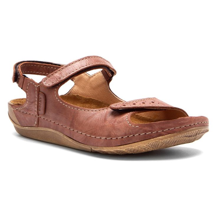 Wolky Women's Cafe Cartago Leather Cortes 41 M EU. Full grain pebbled leather upper. Wolky's signature insole. Polyurethane midsole. Polyurethane outsole. 1.25 in.