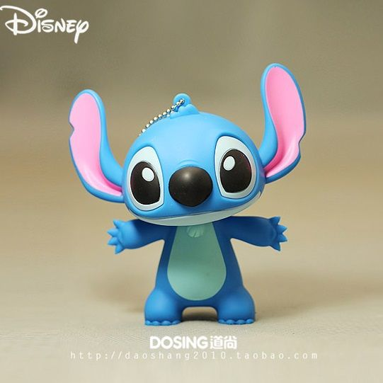 Animation Garage Kid Lilo & Stitch Model Toys: Action ...