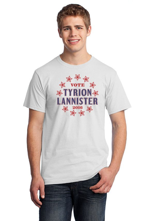 Vote Tyrion Lannister 2016 Fruit of the Loom by fatcatapparel