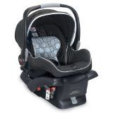 With side impact and energy-absorbing, BRITAX B-SAFE protects your child from every angle! The lightweight and travel friendly BRITAX B-SAFE Infant Car Seat provides your child with more comfort and safety. Removable seat pad, five-point harness, and extra-large canopy keep children up to 30 pounds snug and safe.