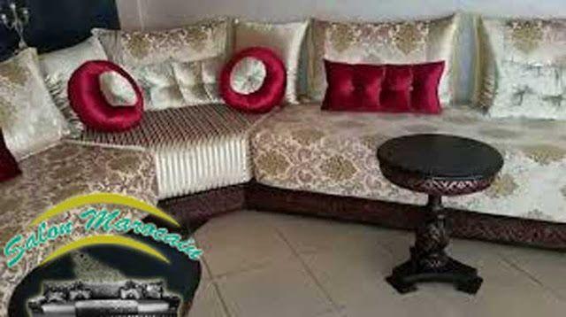 Salon Marocain moderne conception Oriental        Magasin salon marocain s'obstine à consacrer les dernières tendances de meubles avec...