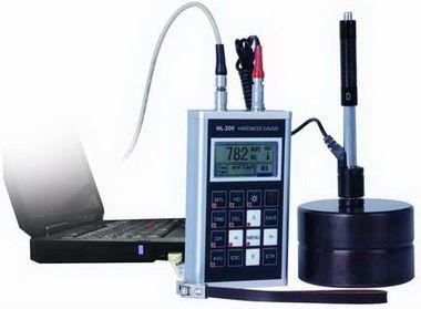 Portable Hardness Tester HL200 - Digital Meter Indonesia
