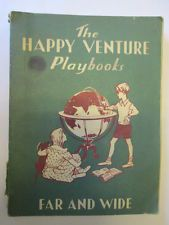 Far and wide (Happy venture playbooks;book 4) Schonell, Fred Joyce 1955-01-01 Th