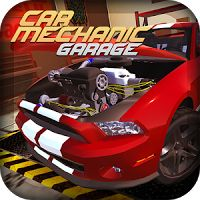 Car Mechanic Job Simulator 1.2 MOD APK Unlimited Money  games simulation