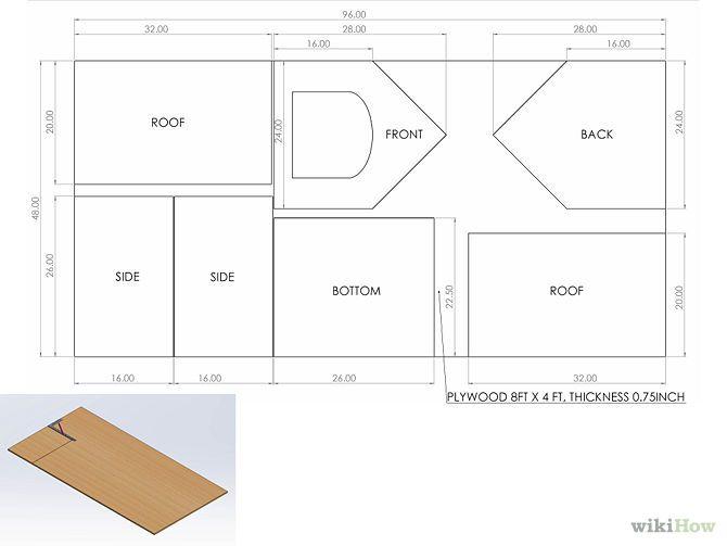 como fazer casinha de cachorro pesquisa google cachorros pinterest casas de cachorro. Black Bedroom Furniture Sets. Home Design Ideas