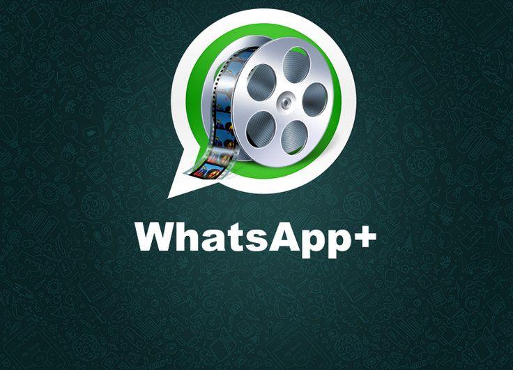 Instale agora WhatsApp Plus JiMODs v3.60, última versão , mais funções para o seu WhatsApp, deixá-lo transparente, modificar cores, envio de vídeo para 1GB.