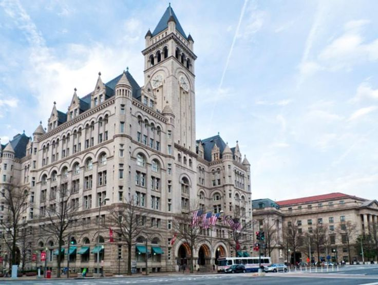 17 Best images about Trump Hotel Washington D.C. on ...