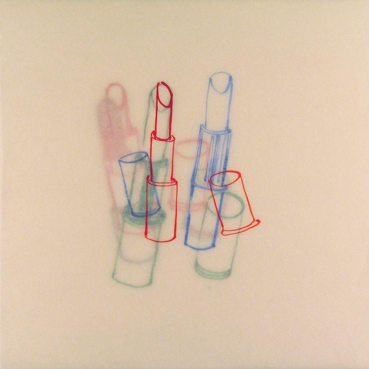 """Saatchi Online Artist: Martina Roberts; Ink Painting """"No title"""""""