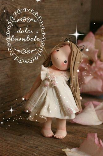 Dolci Bambole : Porcellana fredda