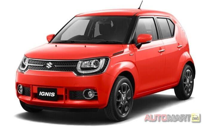 Harga Suzuki Ignis Harga Otr Bulan Ini Transmisi Manual Mobil