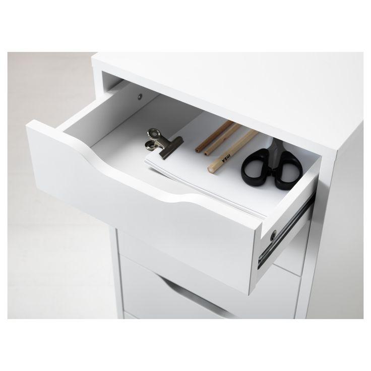 best 25 ikea alex drawers ideas on pinterest ikea makeup storage ikea alex desk and makeup. Black Bedroom Furniture Sets. Home Design Ideas
