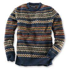 Barbour 'Fair Isle'-Pullover aus Lambswool    bestellen - THE BRITISH SHOP - englische Kleidung online günstig kaufen