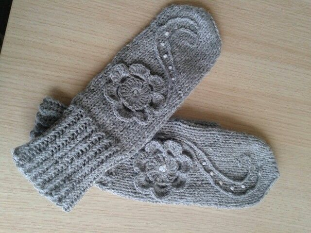 Mittens for my friend