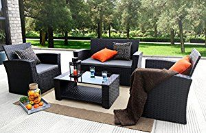 Baner Garden (N87) 4 Pieces Outdoor Furniture Complete Patio Cushion Wicker Rattan Garden Set only $302.31 from https://www.amazon.com/Baner-Garden-N87-Furniture-Complete/dp/B018K9QHYU/ref=as_li_ss_tl?_encoding=UTF8&psc=1&refRID=MHAAMTYGJ4C0QATNZER8&linkCode=ll1&tag=pinhome-20&linkId=9b2f47e20e7d200886ca4a2b5ff8abb9