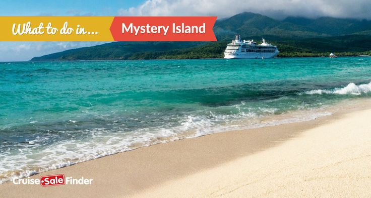 Mystery Island Guide