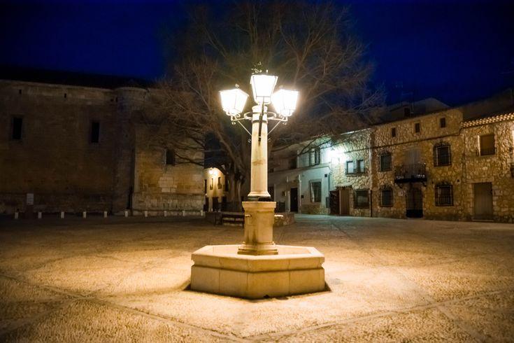 Plaza Infante Don Juan Manuel, Alarcón, Cuenca, Spain