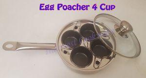Egg Poacher - PANCI REBUS TELUR / MIE / SUSU