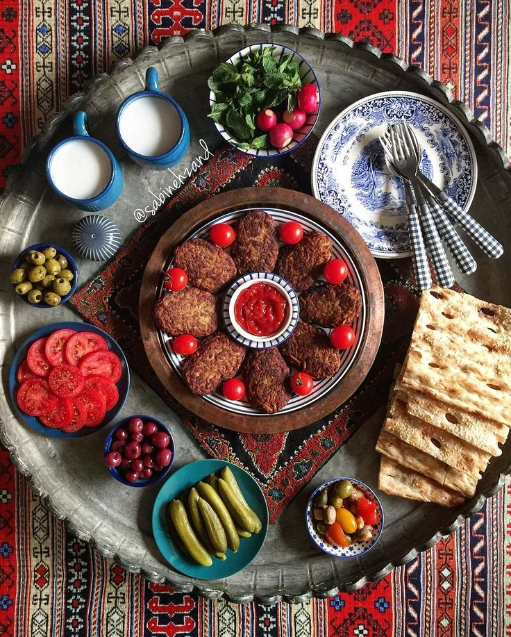 """""""Cutlet"""", tasty Persian ground meat and potato patties"""