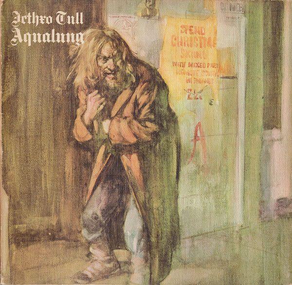 Jethro Tull - Aqualung (Vinyl, LP, Album) at Discogs