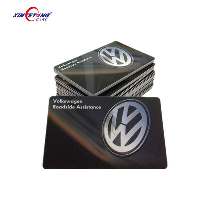 Touch and Pass Card 13.56Mhz High memory Chip High quality PVC Card
