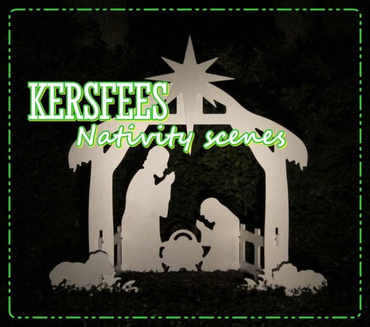 Kersfees: Nativity scenes