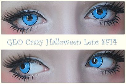 how to get bright blue eyes