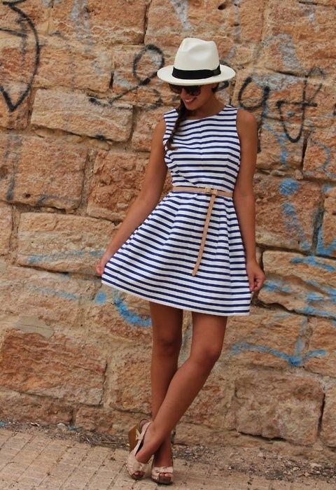 adorable #dress #vestido #ropa mujer woman #wear via @pyra2elcapo