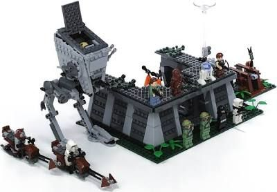 Lego 8038 The Battle Of Endor ...