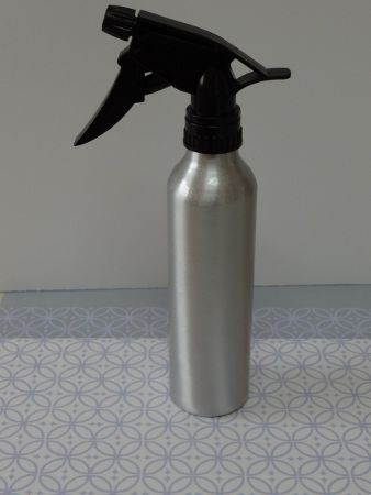 Homemade cooking oil spray