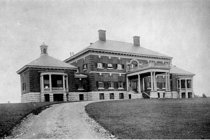 ROSS MEMORIAL HOSPITAL 1902