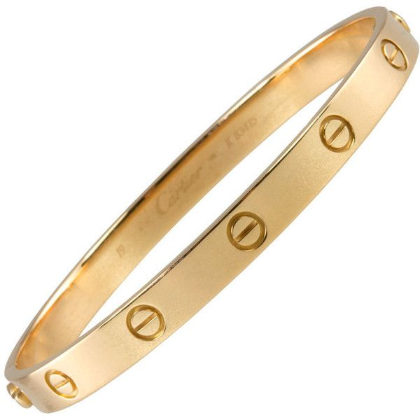 CARTIER LOVE Bangle Size