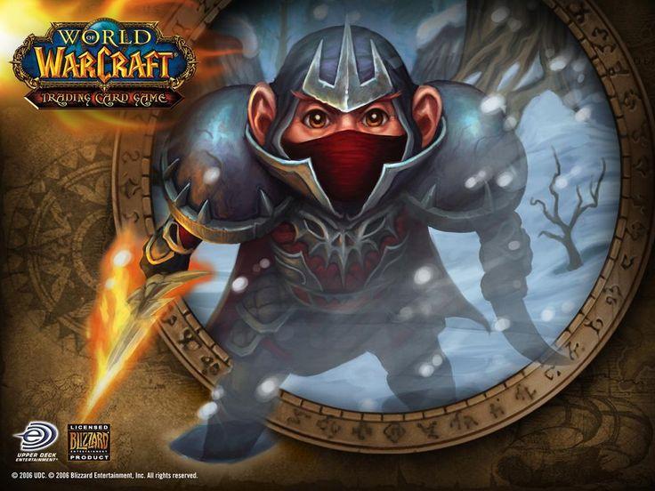 World of Warcraft gnomes | Fond d'écran World of Warcraft (Gnome)